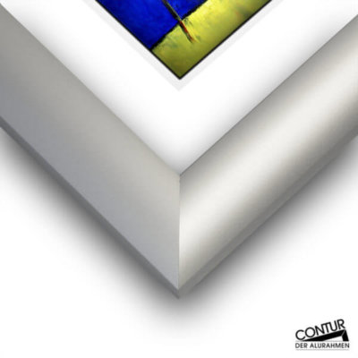 Dekorativer Alu-Bilderrahmen Contur Exklusiv 200
