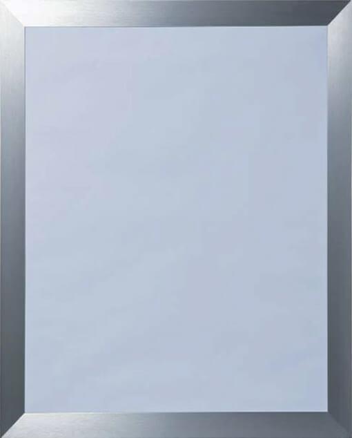 Vorderansicht des Alu-Bilderrahmens Contur Prestige 600 mit einem 3,8 cm breiten Profil