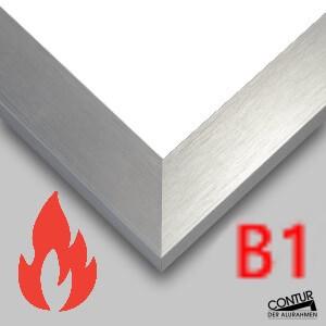 Brandschutzrahmen B1 Ausführung