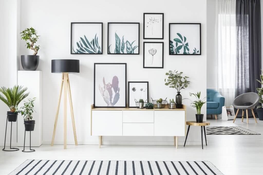 rahmen f r poster in vielen ausf hrungen lieferbar i contur. Black Bedroom Furniture Sets. Home Design Ideas