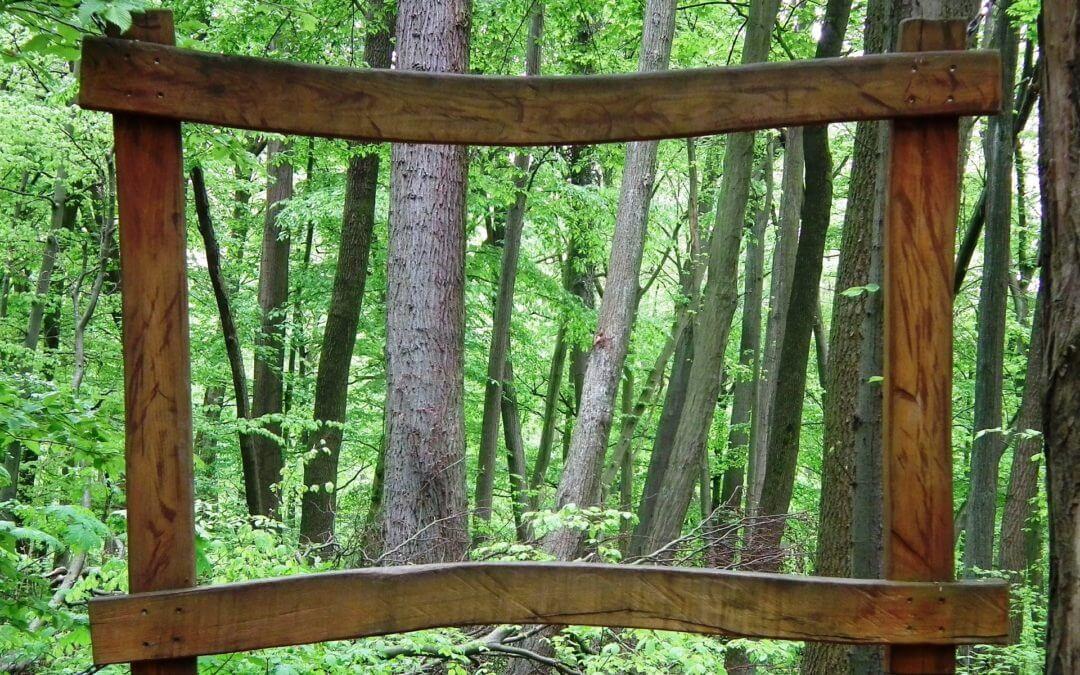Rahmen für Hinweisschilder sind wichtig und bei uns immer aus haltbaren Aluminium gefertigt